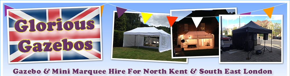 Glorious gazebos gazebo hire London Kent. Home ...  sc 1 st  Glorious Gazebos & Gazebo Hire | Mini Marquee Hire London - Glorious Gazebos